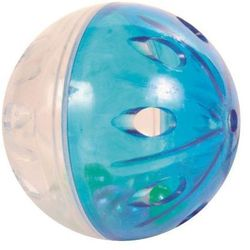 Piłka plastikowa przeźroczysta 4,5cm