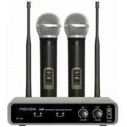Zestaw bezprzewodowy NOVOX Free H2 z mikrofonem + Zamów z DOSTAWĄ JUTRO! + DARMOWY TRANSPORT!