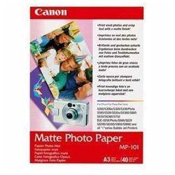 Canon Photo Matte MP-101 A3 (7981A008) 40 ark Darmowy odbiór w 21 miastach!