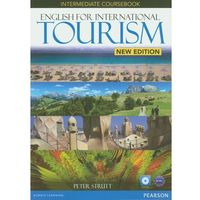 Książki do nauki języka, English For International Tourism New Intermediate Coursebook with DVD-ROM (opr. miękka)