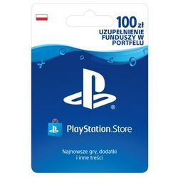 Sony PlayStation Network 100 zł