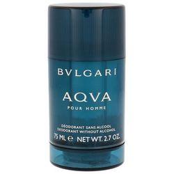 Bvlgari Aqva Pour Homme dezodorant 75 ml dla mężczyzn