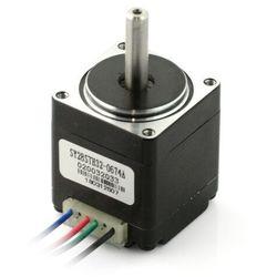 Silnik krokowy SY28STH32-0674A 200 kroków/obr 3,8 V / 0,67 A / 0,06 Nm - Pololu 1205