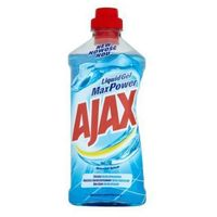 Płyny i żele do czyszczenia armatury, Żel do czyszczenia Ajax Max Power Waterfall 750 ml
