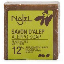 Mydło oliwkowo-laurowe Aleppo 200g (12% oleju laurowego) Najel