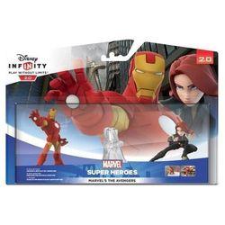 Figurka DISNEY Do Gry Infinity 2.0 Czarna Wdowa i Iron Man + DARMOWY TRANSPORT!
