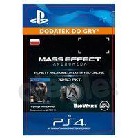Pozostałe gry i konsole, Mass Effect Andromeda 3250 PKT [kod aktywacyjny]