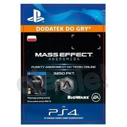 Mass Effect Andromeda 3250 PKT [kod aktywacyjny]