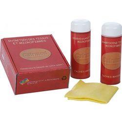 Zestaw do pielęgnacji tapicerki i mikrofibry 250ml + 250 ml