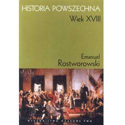 Historia Powszechna Wiek XVIII (opr. miękka)