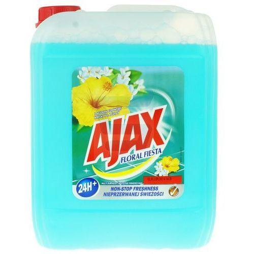 Płyny i żele do czyszczenia armatury, Płyn czyszczący Ajax Floral Fiesta Kwiaty Laguny 5 l