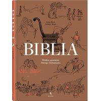 Książki dla dzieci, Biblia, Wielkie opowieści Starego Testamentu - FREDERIC BOYER (opr. twarda)