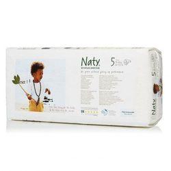 NATY NATURE BABYCARE Ekologiczne pieluchy 5 (11-25Kg) 42 Szt