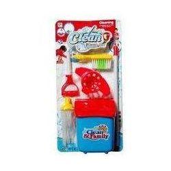 Zestaw do sprzątania z mopem