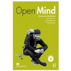 Open Mind Elementary. Ćwiczenia z Kluczem + CD (opr. miękka)