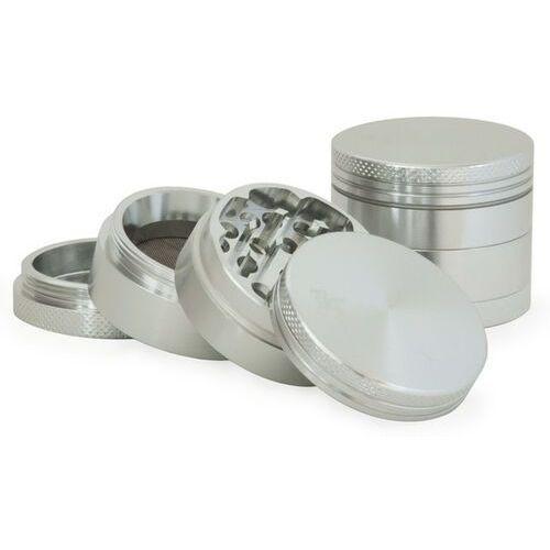 Akcesoria do aromaterapii, Metalowy młynek (4cz.) do mielenia suszu 50mm