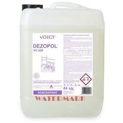 DEZOPOL 10 l gdy najważniejsza jest dezynfekcja - VC 420 VOIGT