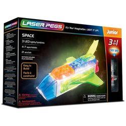 3 in 1 Space - Laser Pegs