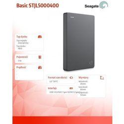 Dysk Seagate STJL5000400 - USB: 3.0
