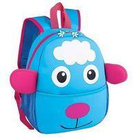 Tornistry i plecaki szkolne, Plecak neonowy owca niebieska - Easy
