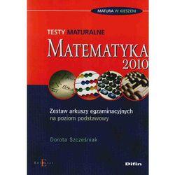 Matematyka Testy maturalne (opr. miękka)
