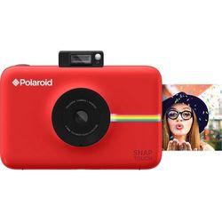 POLAROID aparat do zdjęć natychmiastowych Snap Touch Instant Digital, czerwony - BEZPŁATNY ODBIÓR: WROCŁAW!