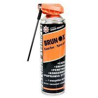 Narzędzia rowerowe i smary, Brunox Turbo Spray 500 ml