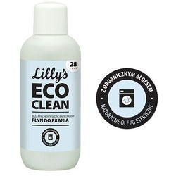 6x LILLY'S ECO CLEAN Bezzapachowy Skoncentrowany płyn do prania z organicznym aloesem 1000ml