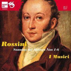 G. Rossini, - String Sonatas