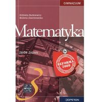 Matematyka, MATEMATYKA 3 GIMNAZJUM ZBIÓR ZADAŃ 2011 (opr. miękka)