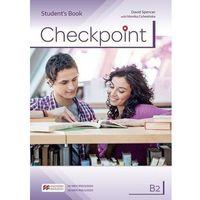 Książki do nauki języka, Checkpoint b2 książka ucznia + książka cyfrowa - cichmińska monika, spencer david