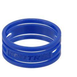 Neutrik XXR 6 pierścień na złącze NC**XX* (niebieski)