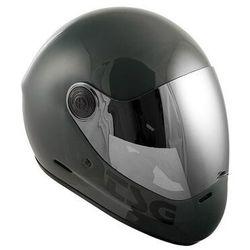 kask TSG - pass solid color (+ bonus visor) gloss marsh (260) rozmiar: S