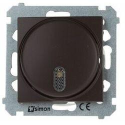 SIMON 54 Dzwonek elektroniczny (moduł) 230V~; brąz mat DDS1.01/46 WMDD-010xxK-046