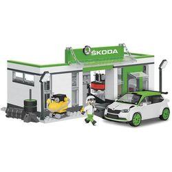 Cars Skoda Fabia R5 - Racing Garage