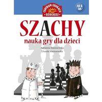 Książki dla dzieci, Szachy. Nauka gry dla dzieci (opr. miękka)