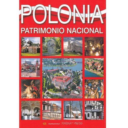Przewodniki turystyczne, Polska (wersja hiszpańska) (opr. broszurowa)
