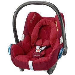 Foteliki samochodowe MAXI-COSI CabrioFix 61708990 (ISOFIX, Pasy samochodowe; 0 - 13 kg; czerwony)