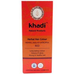 Khadi - Henna Naturalna z Amlą i Jatrophą