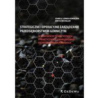 Biblioteka biznesu, Strategiczne i operacyjne zarządzanie przeds.... (opr. broszurowa)