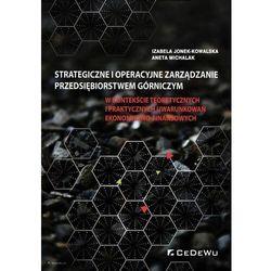 Strategiczne i operacyjne zarządzanie przeds.... (opr. broszurowa)