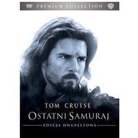 Dramaty i melodramaty, Film GALAPAGOS Ostatni samuraj (Premium Collection, 2DVD) The Last Samurai