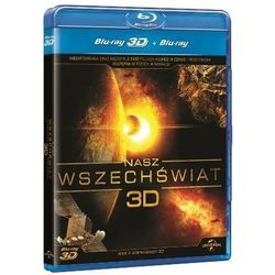 Film TIM FILM STUDIO Nasz wszechświat 3D Our Universe 3D