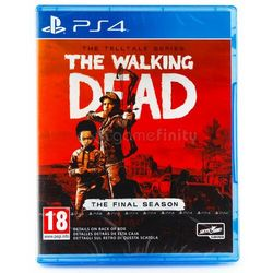 The Walking Dead The Final Season (PS4)