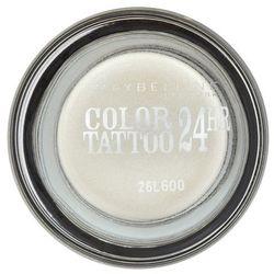 MAYBELLINE 45 Infinite White Eye Studio Color Tattoo 24 HR cień do powiek w kremie