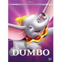 Filmy animowane, Zaczarowana kolekcja: Dumbo (DVD) - Ben Sharpsteen DARMOWA DOSTAWA KIOSK RUCHU