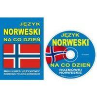 Książki do nauki języka, Język norweski na co dzień. Mini kurs językowy. Rozmówki polsko-norweskie (+ CD) (opr. miękka)