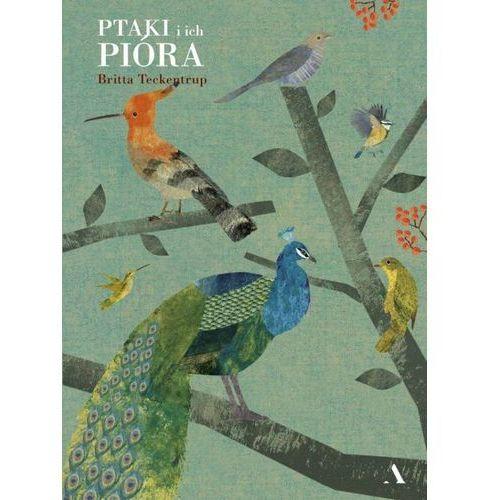 Książki dla dzieci, Ptaki i ich pióra (opr. twarda)