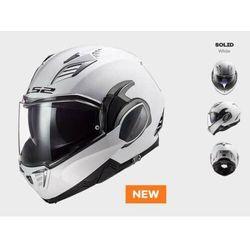KASK LS2 FF900 VALIANT II SOLID WHITE nowość 2021 roku