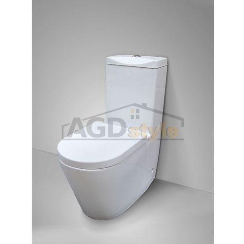 Massi Kompakt wc loca + deska duro (msk-a380du)